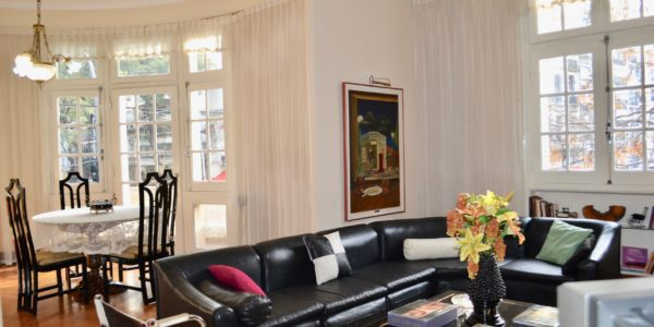 Living & Dining room with air conditioning cold-hot & great balcony faces to the street